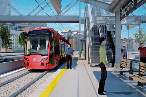 T2 Tramvay
